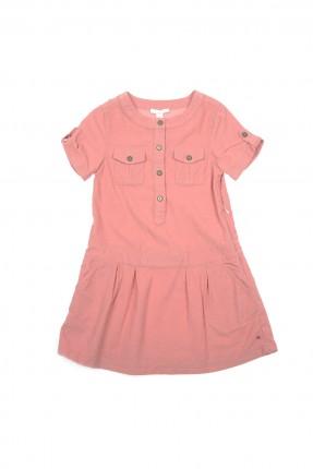 فستان اطفال بناتي _ زهري