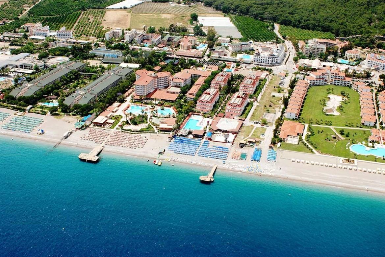 نتيجة بحث الصور عن نادي سالورس الشاطئي كيمير تركيا