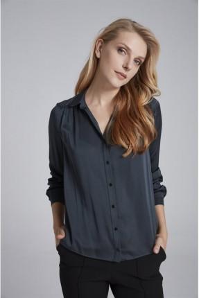 قميص نسائي كم طويل