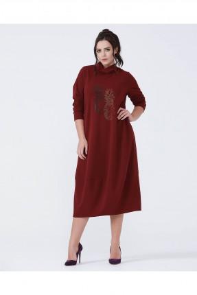 فستان كم طويل