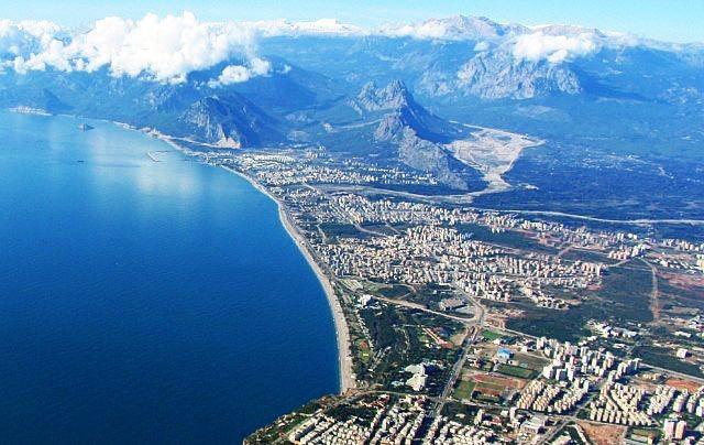 رحلة الى مدينة أنطاليا التركية