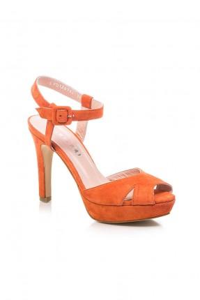 صندل نسائي - برتقالي