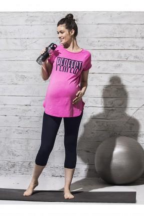 بنطال حامل - وردي