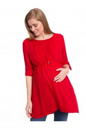 بلوز حامل - احمر