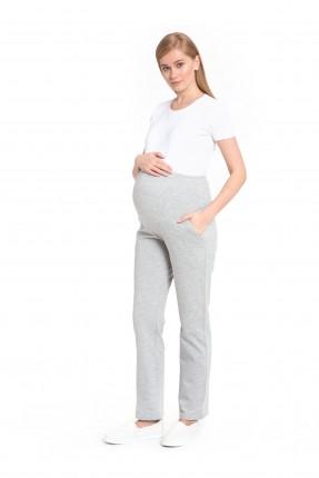 بنطال حامل - رمادي