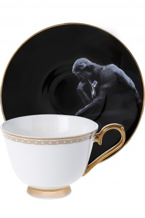 طقم فناجين قهوة / 2 شخص - 4 قطع /