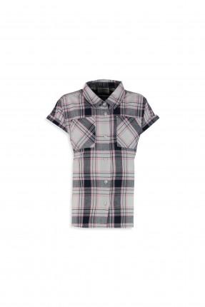 قميص اطفال بناتي نص كم