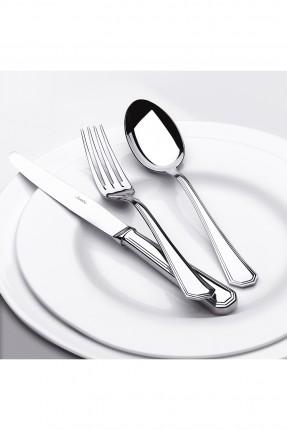 مجموعة / شوكة - ملعقة - سكين / 12 شخص - 84 قطعة