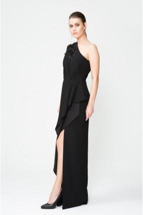فستان رسمي - اسود