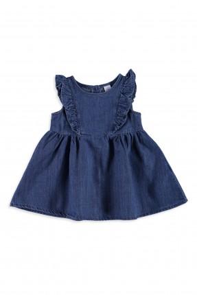 فستان جينز بيبي بناتي