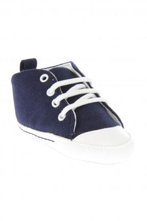 حذاء بيبي بناتي - ازرق داكن