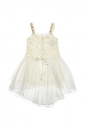 فستان اطفال بناتي - سكري