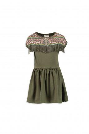 فستان اطفال بناتي _ زيتي