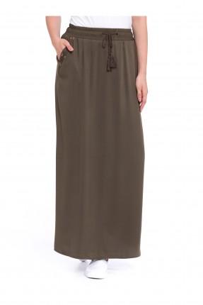 تنورة طويلة - حاكي