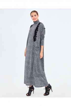 فستان نسائي طويل