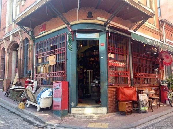 f5bf057db سوق بالات تشيفيت في مدينة إسطنبول وقصة تأسيسه في القرن 14 Balat ...