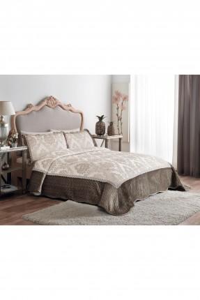 طقم غطاء سرير مزدوج - بوليستر / قطعتين /