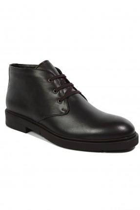 حذاء رجالي شيك - بني