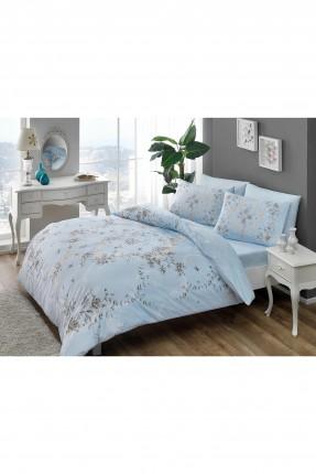 طقم سريرفردي مورد / 3 قطع / ازرق