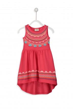 فستان اطفال بناتي مع شراسيب