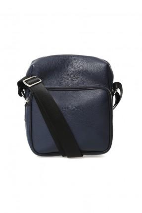 حقيبة يد رجالية - ازرق داكن
