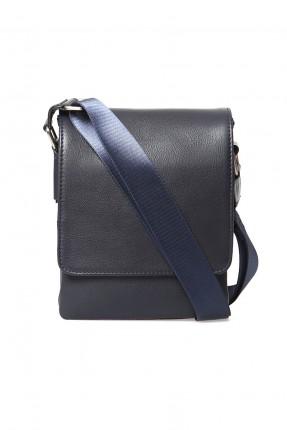حقيبة يد رجالية - كحلي