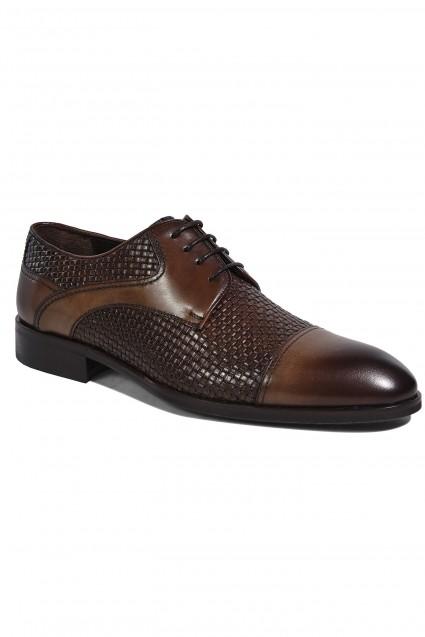 a4788abe6e8ad حذاء رجالي رسمي - اسود