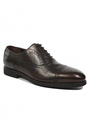حذاء رجالي رسمي - بني