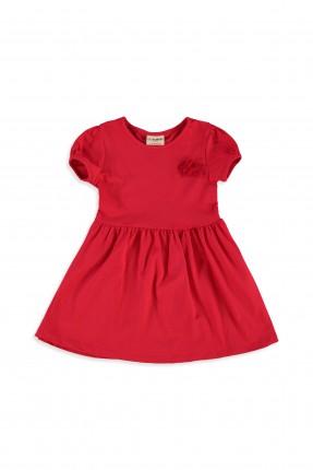فستان اطفال بناتي _ احمر