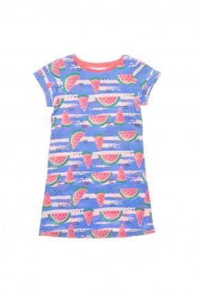قميص نوم اطفال بناتي ملون