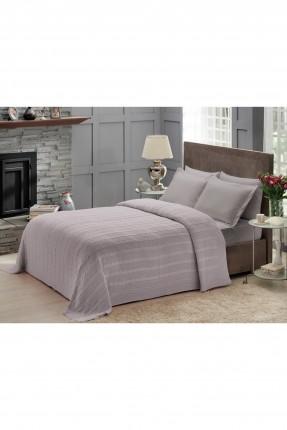 بطانية سرير مزدوج قماش اكريليك 220 * 240 سم