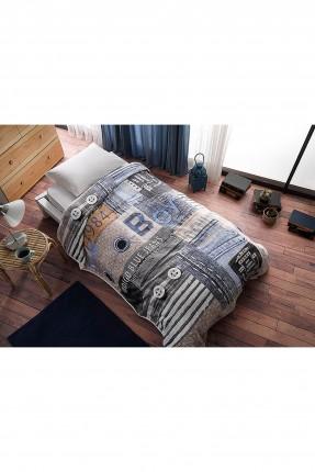 بطانية سرير فردي بوليستر 160 * 220 سم