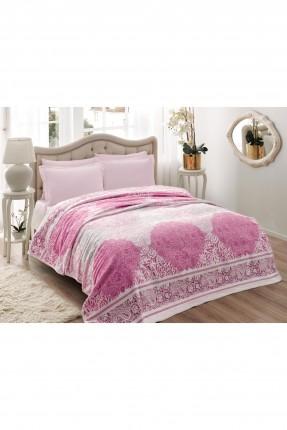 بطانية سرير مزدوج بنقوش جميلة 220 * 240 سم