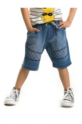 شورت اطفال ولادي جينز