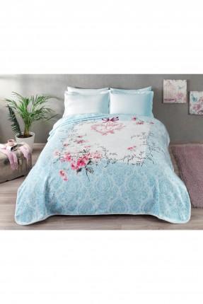 بطانية سرير مزوج من قياس 220 * 240 سم