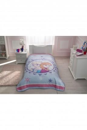 بطانية سرير بنت - رسمةديزني فروزن