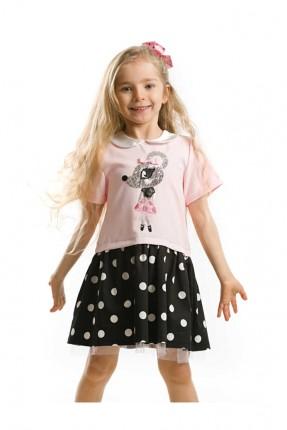 فستان اطفال بناتي تنورة