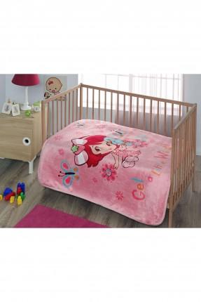 بطانية سرير اطفال - ستروبري
