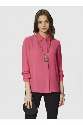 قميص نسائي - فوشيا