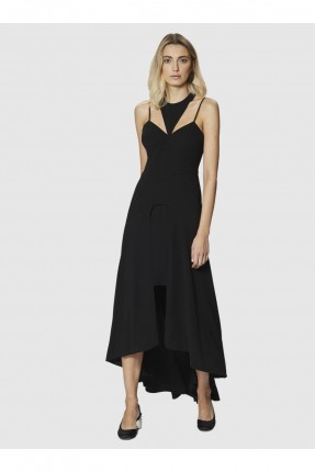 فستان رسمي شيال - اسود