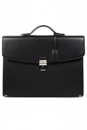 حقيبة يد رجالي رسمي - اسود