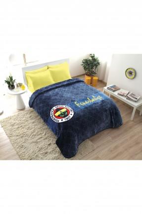 بطانية سرير مزدوج بوليستر قياس 220 * 240 سم