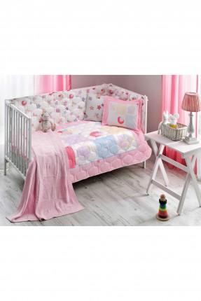 طقم لحاف سرير بيبي مع بطانية