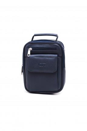حقيبة يد جالية - ازرق داكن