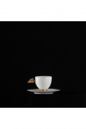 طقم فنجان قهوة موديل مميز / شخصين /