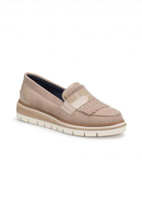 حذاء نسائي مع ستراس