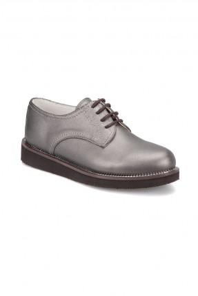 حذاء نسائي - رصاصي