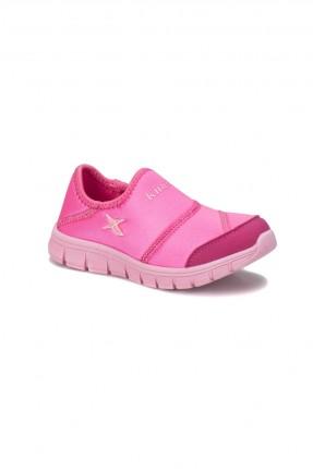 بوط اطفال بناتي رياضي - وردي