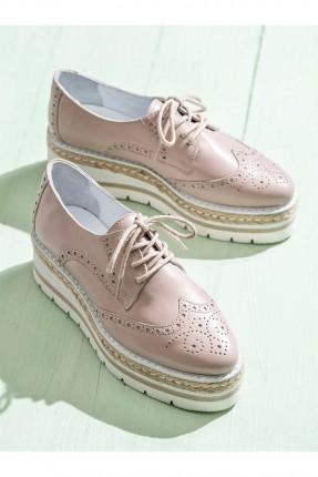 حذاء نسائي سبور - وردي