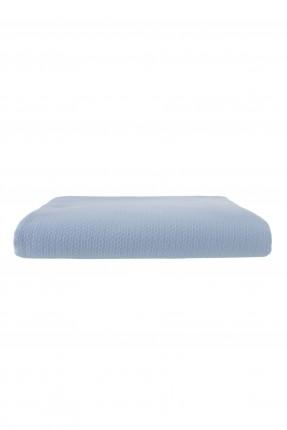 بطانية سرير مزدوج - ازرق / 200 * 220 سم /